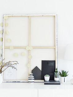 """Auf der """"Mammilade""""_n-Seite des Lebens: Hallo Februar! JanuarBLICK und schwarz-weiße Impressionen aus dem Wohnzimmer"""