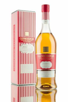 'Milsean' is the seventh annual Private Edition release from Glenmorangie distillery. Milslean, pronounced 'meep-shawn' is Scots Gaelic for sweet things...
