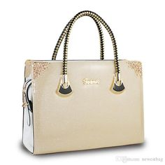 I found some amazing stuff, open it to learn more! Don't wait:http://m.dhgate.com/product/weave-handle-handbag-atmosphere-glossy-patent/380734966.html