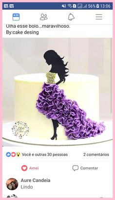 V Cake Design . V Cake Design . Finance Cake Cake for Accountant Girly Cakes, Cute Cakes, Pretty Cakes, Beautiful Cakes, Amazing Cakes, Cake Images, Cake Pictures, Cake Pics, Diva Cakes