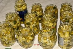 Pickles, Cucumber, Jar, Food, Syrup, Essen, Meals, Pickle, Yemek