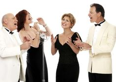 """The Manhattan Transfer - probably, the best jazz vocal group in history...definitely the nicest people to work with!  I was thrilled to record three CDs with them (""""Brasil"""", """"The Offbeat of Avenues"""", and """"Vibrate"""") and many tv appearances and specials over a period of 12 years!  Yeah! :-)"""