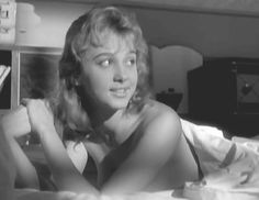 """Isabelle Corey dans """"Bob le flambeur"""" (Jean-Pierre Melville, 1956)"""