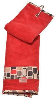 Glove It Urban Brick Ladies Golf Towel