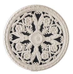 """Empire Griile/Medallion #4715V is 43"""" in diameter"""