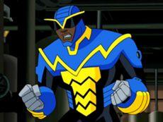 Juice - Justice League Unlimited
