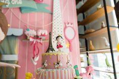 Pink Paris Ballerina Birthday Party via Kara's Party Ideas KarasPartyIdeas.com (8)