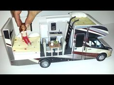 DIY Miniature 2020 Melbourne Doll Motorhome - YouTube