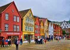 Bergen Norway!!