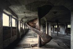 Abandonded Food Factory