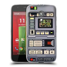 Official Star Trek Tricorder Gadgets TNG Soft Gel Case for Motorola Moto G 1st Gen *** You can find more details by visiting the image link. (Note:Amazon affiliate link) #CellPhonesAccessories