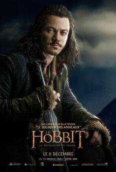 The Hobbit: The Desolation of Smaug (2013) - Luke Evans as Bard The Bowman