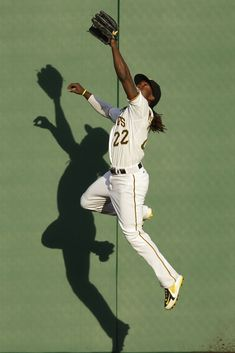 Andrew McCutchen - Pittsburgh Pirates (Hopefully, one day a future Padre!)