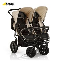 Hauck double buggy, cheaper but wider Twin Pram, Double Buggy, Twin Strollers, Prams And Pushchairs, Environmental Design, Tandem, Baby Girl Fashion, Shoulder Pads, Twins