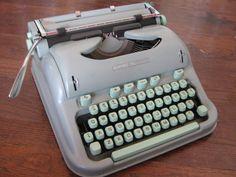 Typewriter!