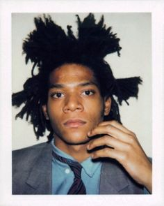 Basquiat. One of my favorite artists
