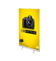 Attending your first trade show or showcasing your business? Display Solution is pleased to offer a selection of standard banner stands designed to stand out. We have a huge selection of Durable Exterior #banner #stand to assist all dealers in their business. Trade Show Design, Stand Design, Standing Banner Design, Advertising Tools, Pop Up Banner, Retractable Banner, Banner Stands, Marketing Goals, Custom Banners