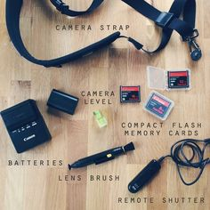 Tip of the Week - Inside My Camera Bag Food Photography Tips, Photography For Beginners, Photography Classes, Photography Equipment, Photography Tutorials, Amazing Photography, Diy Photo, Photo Tips, Camera Techniques