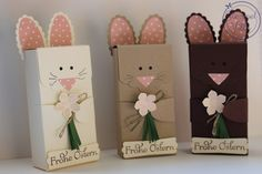 Stampin' Up! Frohe Ostern, Verpackung, Easter, Box