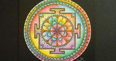Elo Art Mandala - Artiste, créatrice de Mandalas.