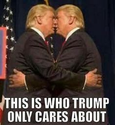 #Trumpcare me, myself, and i
