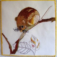 Oct. Nature for Robin- red group by crazyQstitcher, via Flickr