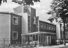 Het oude Elisabeth ziekenhuis