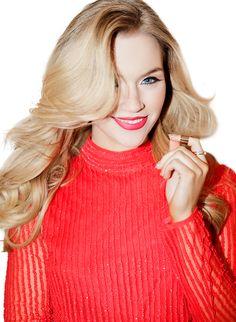 Bright Red Valentine's Day Makeup Tutorial