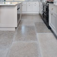 With deep, moody tones of grey and charcoal highlights and lots of wonderful fossil and natural markings, this is reminiscent of the very hard. Limestone Tile, Stone Tiles, Hallway Flooring, Kitchen Flooring, Kitchen Tile Inspiration, Flagstone Flooring, Tiles For Sale, Natural Foundation, Natural Stone Flooring