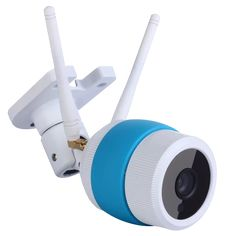 Mobile Phone View NIB Ubiquiti Outdoor IP Security Camera 720p HD PoE Injector