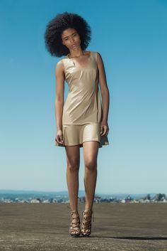 #gverri #gverristore #verão14 #couro #moda #fashion #vestido #dress