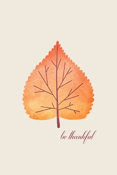 Fall Phone Background FREE floral watercolor thanksgiving calendar