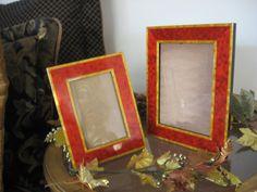 RARE ITALIAN Frame 5 x 7 by NelliesTreasureTrove on Etsy, $57.00