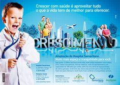 Campanha de ampliação do Hospital.