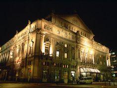 Teatro  Colon - The Opera House - Buenos Aires