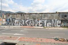Art Project Colombia - Tone, Crudo, Vekt #StreetArt