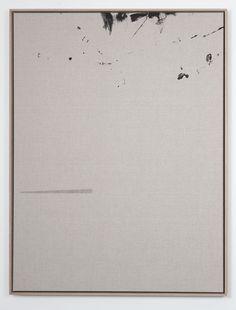 Olve Sande 2012 140 x 100 cm Silkscreen print on unprimed canvas. Unique.