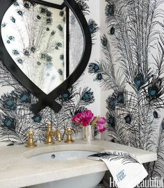 christina murphy, florence broadhurst wallpaper