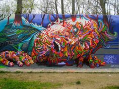 STREET ART UTOPIA » We declare the world as our canvasStreet Art by Shaka » STREET ART UTOPIA