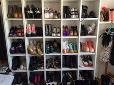 Siete ideas para guardar zapatos en espacios pequeños - Taringa!