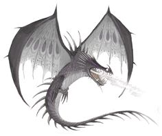 Skrill - How to Train Your Dragon Wiki - Wikia
