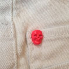 Skull on Zadig&Voltaire jeans