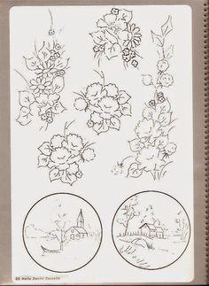 Pintura Tecido - Nella Davinni Coccolin - Apostila 1 - maria serafina aguiar - Álbuns da web do Picasa