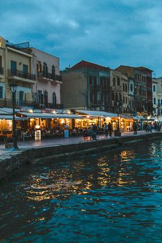 Photo Diary: Chania, Greece • The Overseas Escape