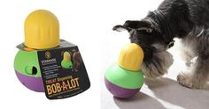 Enter to WIN a Bob-A-Lot Interactive Dog Toy