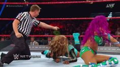 Sasha Banks is looking to read Alicia Fox her BANK STATEMENT at WWE Extreme Rules, streaming LIVE on WWE Network!