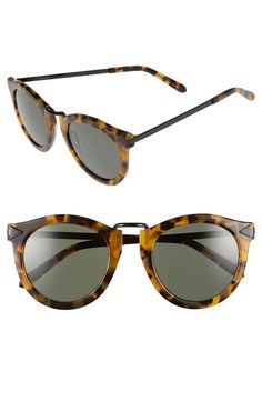 'Harvest' 50mm Retro Sunglasses