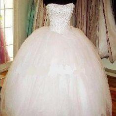 149.00$  Watch now - http://vimjg.justgood.pw/vig/item.php?t=xvo2l3j38919 - 2017 Sexy Beading Wedding Dress Crystal Wedding Gowns 149.00$