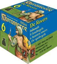 Carcassonne: Mini-uitbreiding de Rovers | Ontdek jouw perfecte spel! - Gezelschapsspel.info