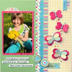 Heart Butterflies | Cool DIY Scrapbook Ideas You Have To Try